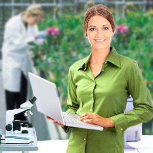 Career in Botany