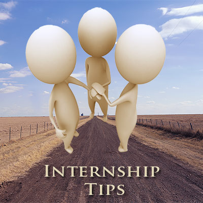 Internship Application Tips